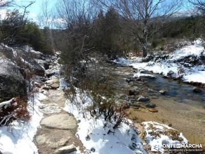 Gran Cañada; Cordel de la Pedriza; material montaña; viajes y aventura;ruta nacimiento del rio cue